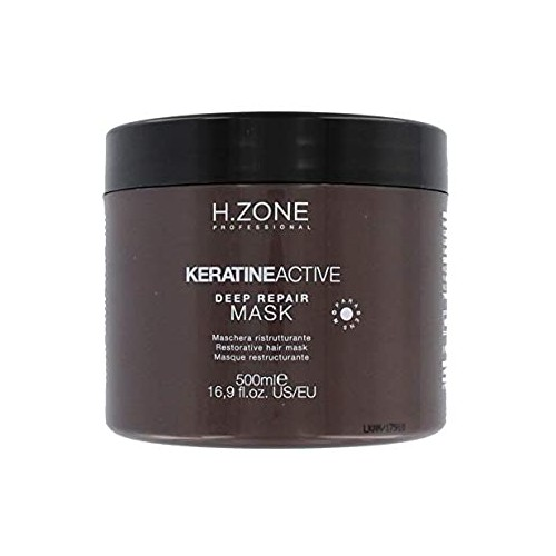 Masque Kératine Active H ZONE - 500 m