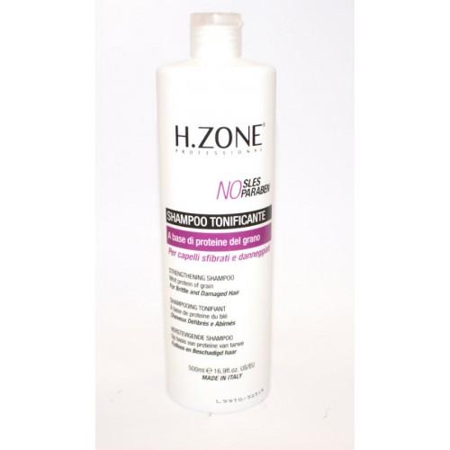 H.ZONE shampoing tonifiant